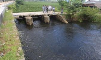 Nam thanh niên lao xuống sông cứu sống hai mẹ con