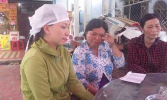 Taxi gặp tai nạn thảm khốc 3 người chết: Nhói lòng mẹ già khóc 'con ở đâu?'