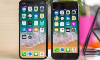 iPhone 6 và iPhone X tân trang đang được bán với giá chưa tới 4 triệu đồng