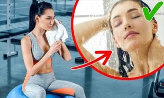 Ngày nào cũng tắm nhưng nhiều người vẫn mắc sai lầm khiến sức khỏe giảm sút dù còn trẻ