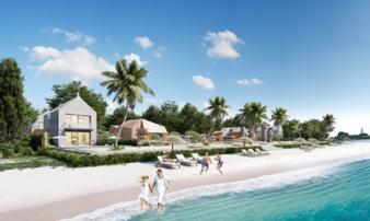 Pérolas hút vốn đầu tư đổ về biệt thự biển Bình Thuận