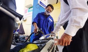 Giá xăng đồng loạt giảm mạnh từ 15h