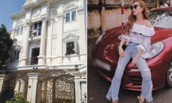 31 tuổi, mua nhà triệu đô, siêu xe và căn hộ tặng em, Minh Hằng giàu cỡ nào?