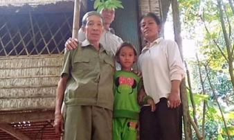Liệt sĩ trở về sau 25 năm báo tử: Cuộc hội ngộ đẫm nước mắt
