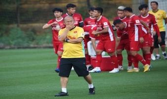 HLV Park Hang Seo dành bất ngờ nào cho Malaysia?