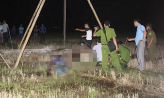 Khởi tố hình sự vụ 4 công nhân bị điện giật chết khi dựng cột viễn thông