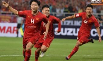 Việt Nam - Malaysia: Công Phượng bùng nổ, 3 điểm thuyết phục (AFF Cup)