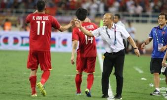 """Kịch bản """"đau tim"""" AFF Cup: Việt Nam có bị loại khi 3 đội được 6 điểm ở bảng A?"""