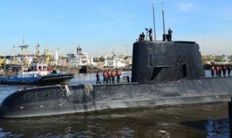 Điều kinh hoàng xảy ra với tàu ngầm Argentina chìm cùng 44 thủy thủ