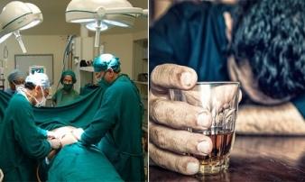 Say rượu vẫn cố gắng mổ đẻ, bác sĩ giết chết sản phụ và thai nhi