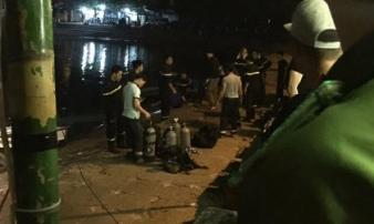 Nhận thách đố 300 nghìn đồng bơi qua hồ Hoàng Cầu, chàng trai chết đuối