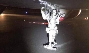 Thu bằng lái 2 phi công vụ máy bay VietJet bị rớt 2 bánh