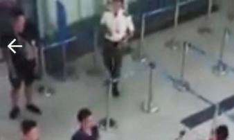 Phạt hành chính nhân viên an ninh trong vụ gây rối sân bay Thọ Xuân