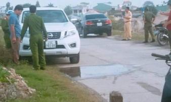 Thượng uý công an tử vong đặt bếp than trong ô tô làm gì?