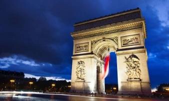 Những điều ít ai biết về Khải Hoàn Môn, nơi vừa bị tàn phá trong bạo động tại Pháp