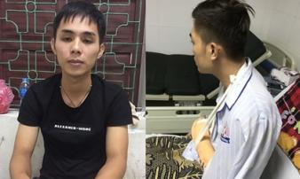 Vụ chặt tay tài xế ô tô: Đã bắt được hung thủ là người đi xe máy