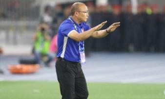 HLV Park Hang Seo: Dụng binh biến ảo khuynh đảo chung kết AFF Cup