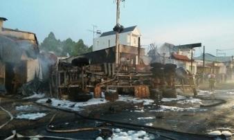 Kết luận vụ xe bồn chở xăng gây cháy làm 6 người tử vong ở Bình Phước