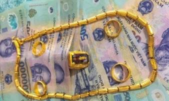 """Thầy Cường thừa nhận dựng chuyện """"nhặt được tiền, vàng"""""""
