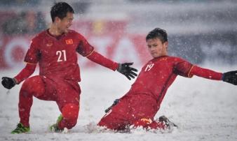 'Asian Cup là thước đo xem đội tuyển Việt Nam đã đi được bao xa'