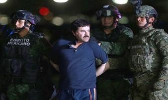 Tiết lộ đường dây buôn bán ma túy bao trùm khắp nước Mỹ của El Chapo