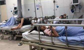 20 thực khách nhập viện nghi ngộ độc, tố cáo nhà hàng có thái độ vô trách nhiệm
