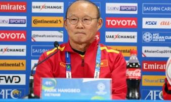 Thầy Park: 'Tuyển Việt Nam sẽ thắng Yemen để người hâm mộ vui'