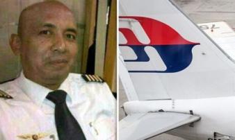 Cựu phi công Malaysia tuyên bố sốc về máy bay MH370 mất tích