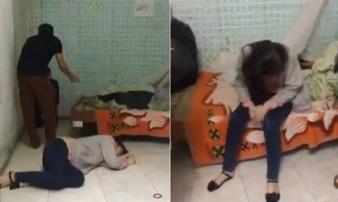 Bị chồng bắt quả tang trong phòng trọ đóng kín cùng trai lạ, vợ giả ngất rồi lí nhí trả lời: 'Chỉ ngủ thôi, không làm gì'
