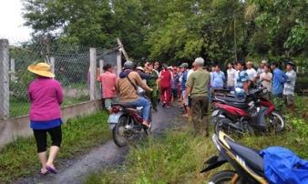 Thanh niên lao vào trạm xá đâm chết người ra đầu thú