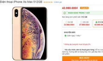 HOT: iPhone đang giảm hàng loạt trước dịp Tết âm lịch
