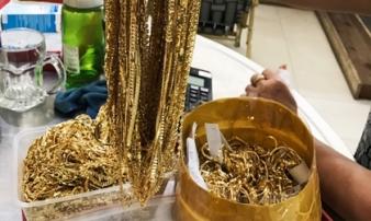 Thông tin bất ngờ về vụ hơn 14kg vàng bị tạm giữ