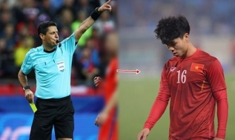 Trọng tài 'gây sốt' ở chung kết AFF Cup 2018 bắt trận Việt Nam - Jordan