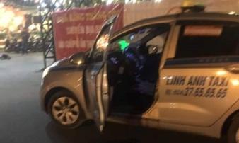 Thông tin bất ngờ về tài xế taxi bị cắt cổ tử vong tại chỗ ở Hà Nội