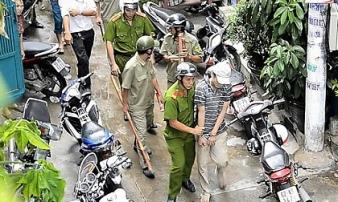 TP.HCM: Lời khai của đối tượng chém nữ gia chủ cướp tài sản