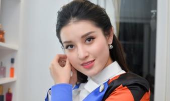 Á hậu Huyền My: 'Nếu 30 tuổi chưa lấy chồng, tôi sẽ không kết hôn'