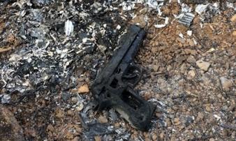 Vụ cướp trạm thu phí: Súng, đồ ngụy trang bị đem đốt cháy phi tang