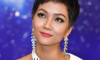 Hoa hậu H'Hen Niê vẻ đẹp truyền cảm hứng