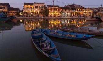Hội An góp mặt trong top những điểm du lịch lãng mạn nhất cho ngày Valentine