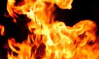 Bực tức vì xin tiền khám bệnh không thành, chồng phóng hỏa thiêu chết vợ ở Bình Phước
