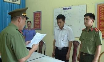 Vụ gian lận điểm thi ở Sơn La: Khởi tố nguyên một Trung tá Công an