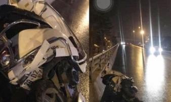Bắt nghi phạm lái Range Rover đâm chết 2 người ở Hà Nội