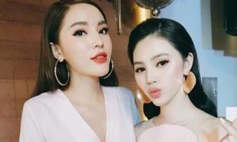 Jolie Nguyễn lần đầu nói về tình bạn tan vỡ với Hoa hậu Kỳ Duyên