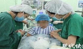 Bé gái 3 tuổi bị chẩn đoán ung thư vú khiến bác sĩ cũng phải ngỡ ngàng