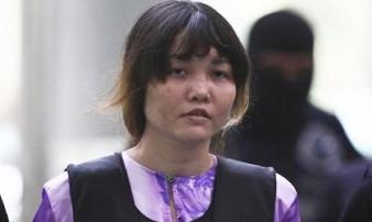 Bộ Tư pháp đề nghị Malaysia trả tự do cho Đoàn Thị Hương