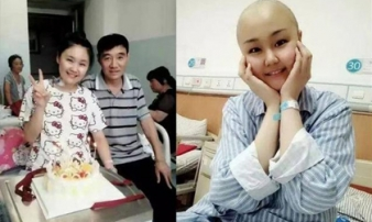 Hai bố con cùng bị ung thư, người bố từ chối mạng sống để con có tiền chữa trị