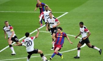 Bốc thăm tứ kết cúp C1: MU đụng 'khắc tinh', mơ chung kết kinh điển Ronaldo - Messi