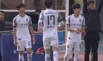 Công Phượng ghi dấu ấn, Incheon vẫn thất bại ở K-League