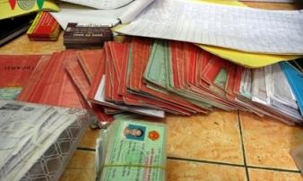 """Bắt 2 đối tượng cho vay mức lãi suất """"cắt cổ"""" tại Lâm Đồng"""