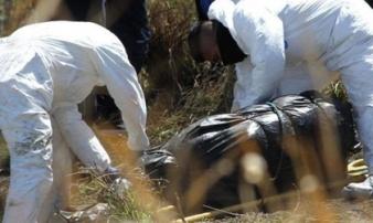 Bí ẩn kinh hoàng 19 thi thể trôi nổi trên dòng kênh ở Mexico